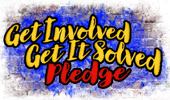 Take the Get Involved Pledge