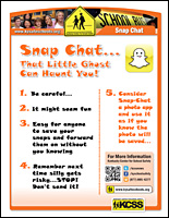 SSI Sexting Website Image KCSS SnapChat Handout