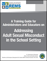 SSI Sexting Website Image REMS Sexual Misconduct Guide