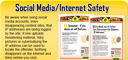 Social Media/Internet Safety