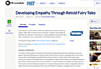 Developing Empathy Through Retold Fairy Tales