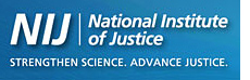 National Institute of Justice logo