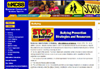 KCSS Bullying Website Page