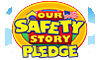 Large KY Safe Schools Week Logo-Pledge Sign