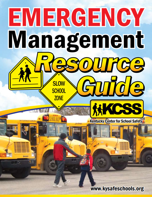 KCSS Emergency Management Resource Guide