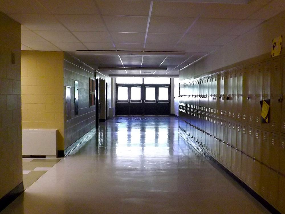 Hallway Lockers Doors image