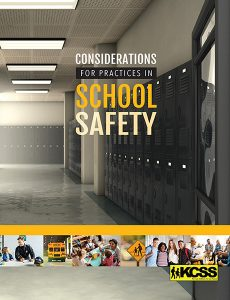 RES KCSS Considerations for Practices in School Safety cover image