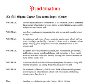 SSW KCSS Website 2020 Icon Proclamation