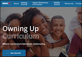 SSI Bullying Website Image Owning Up Curriculum