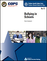 SSI Bullying Website Image COPS Bullying in Schools