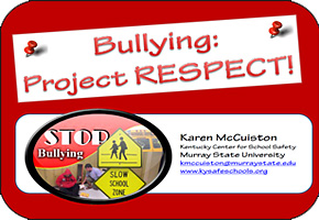 SSI Bullying Website Image KCSS Project Respect ppt
