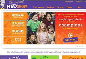 SSI Bullying Website Image The Ned Program