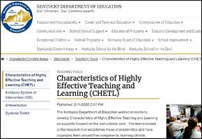 SSI Classroom Management Website Image KDE Characteristics