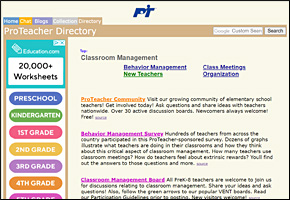 SSI Classroom Management Website Image Pro Teacher
