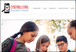 SSI Cyber Bullying Website Image Cyberbullying Research Center