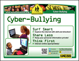 SSI Cyber Bullying Website Image KCSS Poster