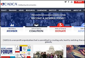 SSI Drug Abuse Website Image CADCA