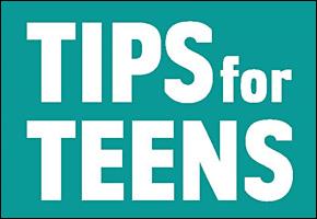 SSI Drug Abuse Website Image NIH Tips for Teens