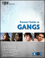 SSI Gangs Website Image OJJDP Parent Guide