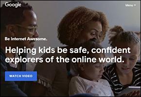 SSI Internet Safety Website Image Be Internet Awesome