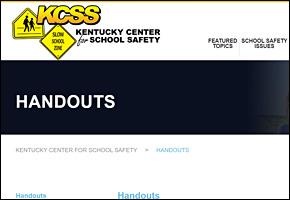 SSI Internet Safety Website Image KCSS Handouts