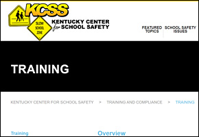 SSI Internet Safety Website Image KCSS Training