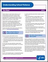 SSI School Violence Website Image CDC Understanding School Violence