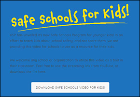 SSI School Violence Website Image KSP Safe Schools Kids