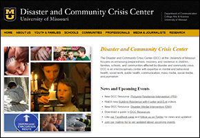 SSI School Violence Website Image University of Missouri Disaster Community Crisis Center