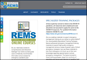SSI School Violence Website Image REMS Specialized Tracking Packages