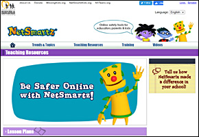 SSI Cyber Bullying Website Image NetSmartz Teaching Resources