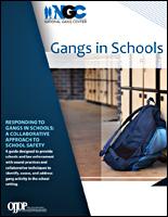 SSI Gangs Website Image OJJDP Gangs in Schools