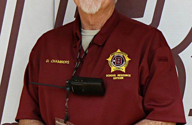 SRO Donnie Chambers Breckinridge County