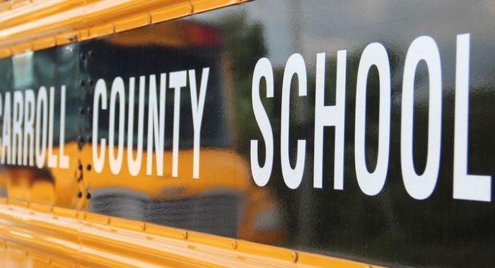 Carroll Co School Bus