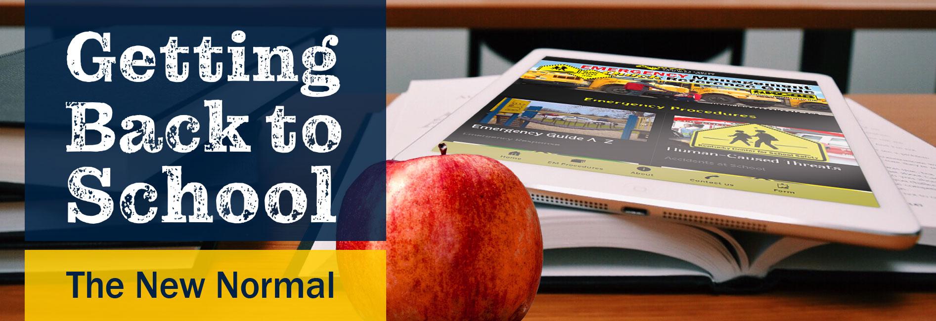 KCSS Website Slider: Back to School
