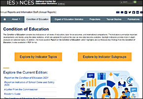 NCES Indicators of School Crime