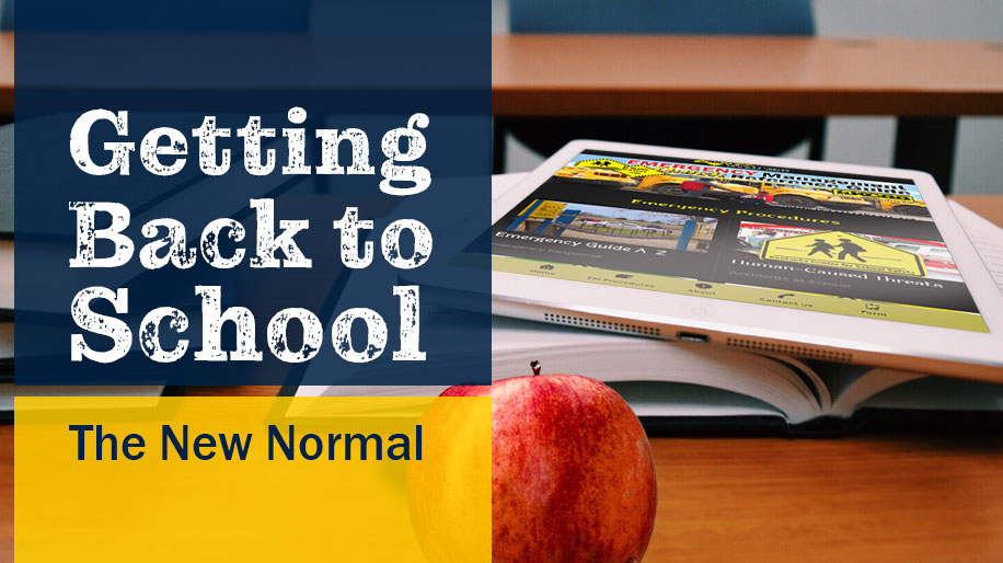 KCSS homepage image: resources: back to school