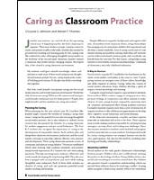 SSW KY Safe Schools Week 2021 resource image NCSS Caring Classroom Practice SEL