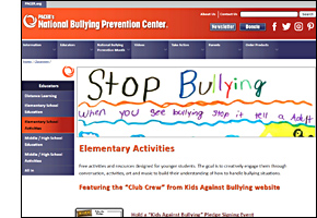SSW KY Safe Schools Week 2021 resource image Pacer Prevent Bullying