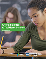 SPRC After a Suicide Toolkit for Schools
