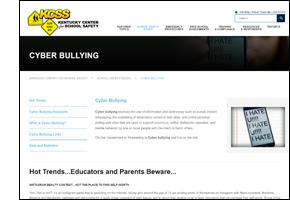 SSW KY Safe Schools Week 2021 KCSS Cyberbullying