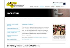 SSW KY Safe Schools Week 2021 KCSS Lockdown