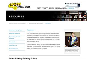 SSW KY Safe Schools Week 2021 KCSS Resources